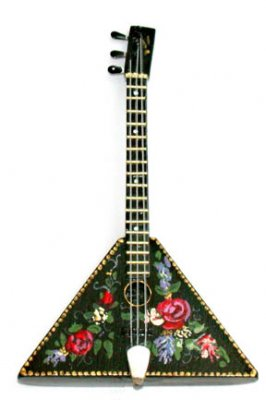 Balalaika, Rose Pattern