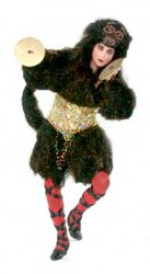 Phantom , Dancing Monkey from the Music Box