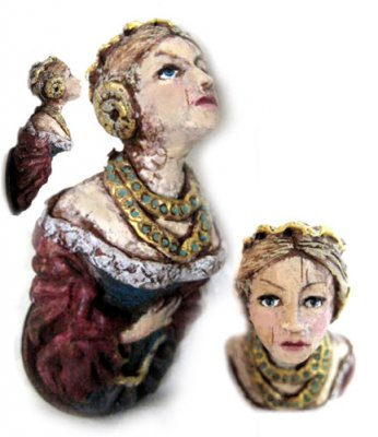 Ship's Figurehead B