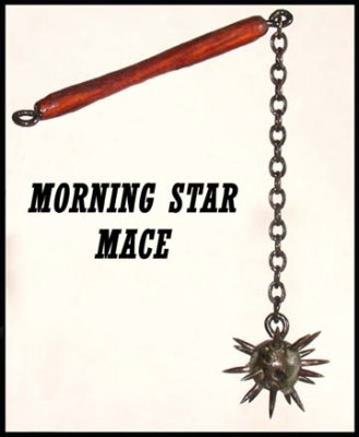 Mace, Morning Star