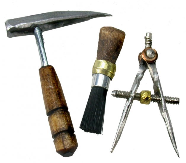 Archaeologist's Tools - Click Image to Close
