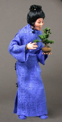 Bonsai Woman