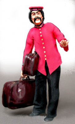 Bellman in Red