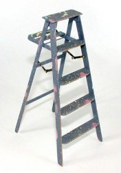 Ladder, Stepladder