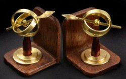 Bookends, Armillary