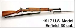 Rifle, Enfield c.1917