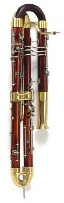 Bassoon, Contra