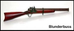 Rifle, Blunderbuss