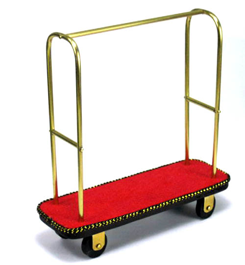 Bellman's Cart Red Base - Click Image to Close