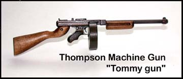 Machine Gun, Thompson - Click Image to Close